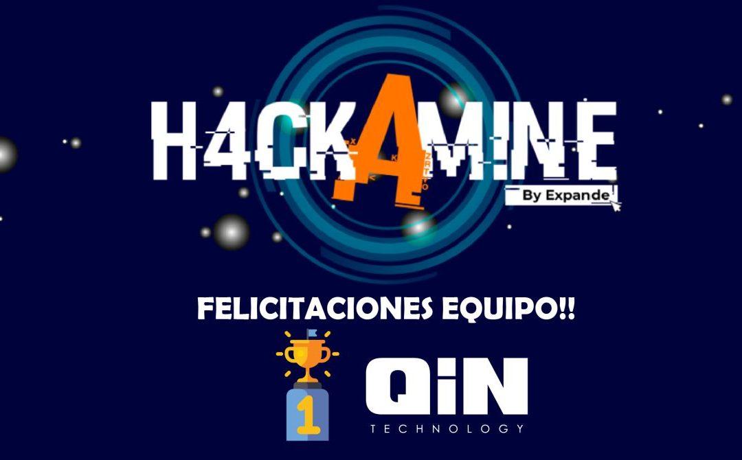 Obtuvimos el Primer lugar en la 2da #Hackamine (Planta) de BHP en Chile.